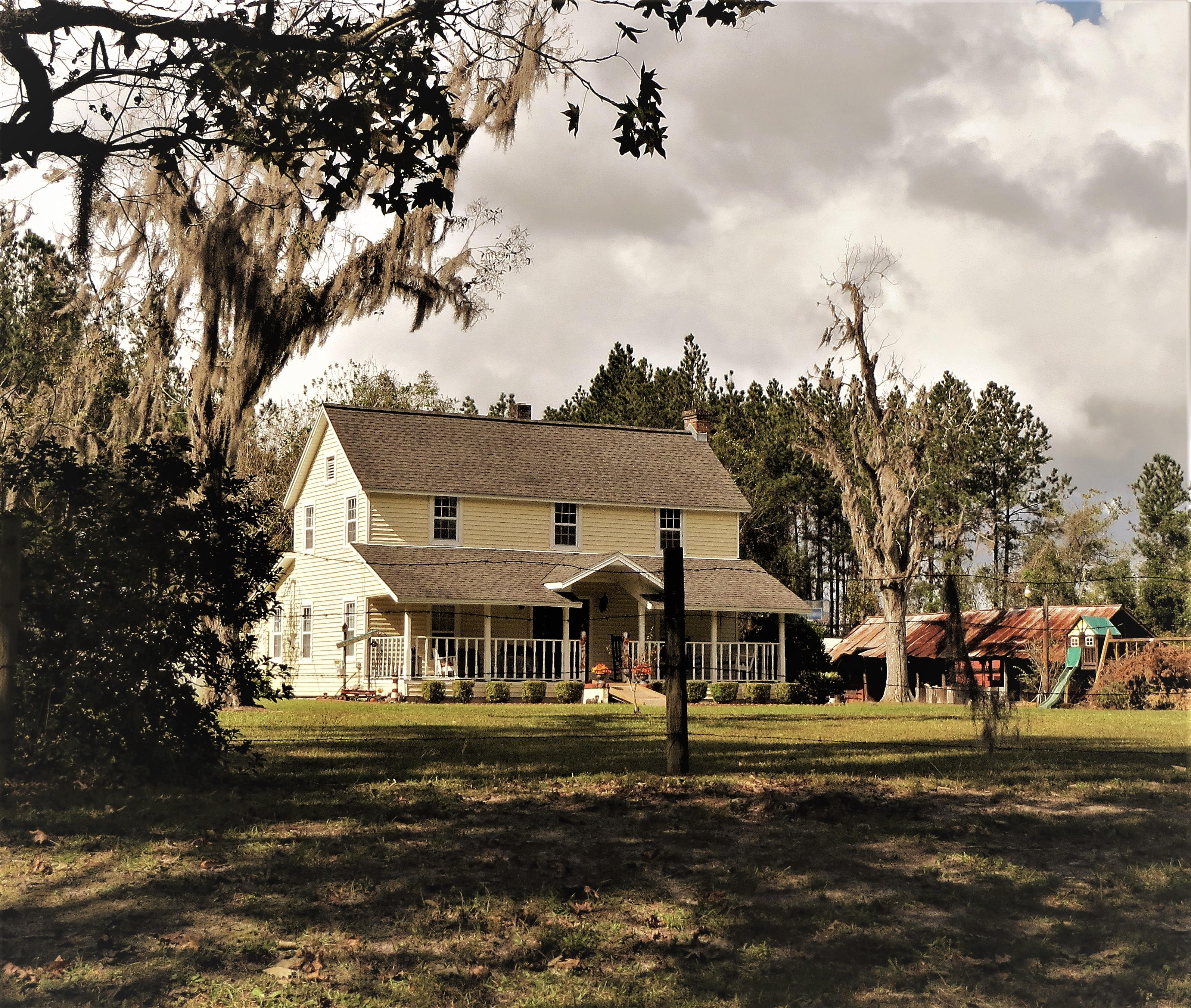 Rattlesnakes and the Murder House in Callahan | jaxpsychogeo
